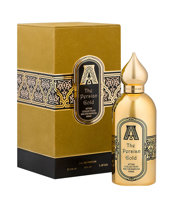 THE PERSIAN GOLD 100ml